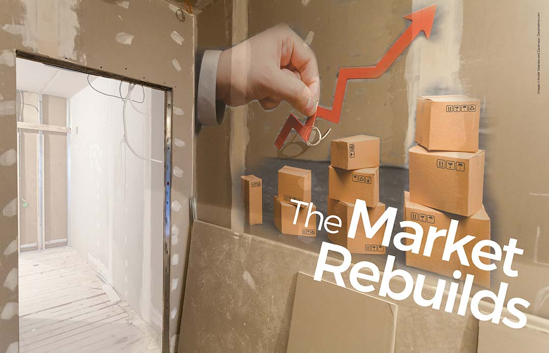The Market Rebuilds